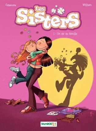 Les Sisters Tome 1 Bd A Lire En Ligne Un Air De Famille