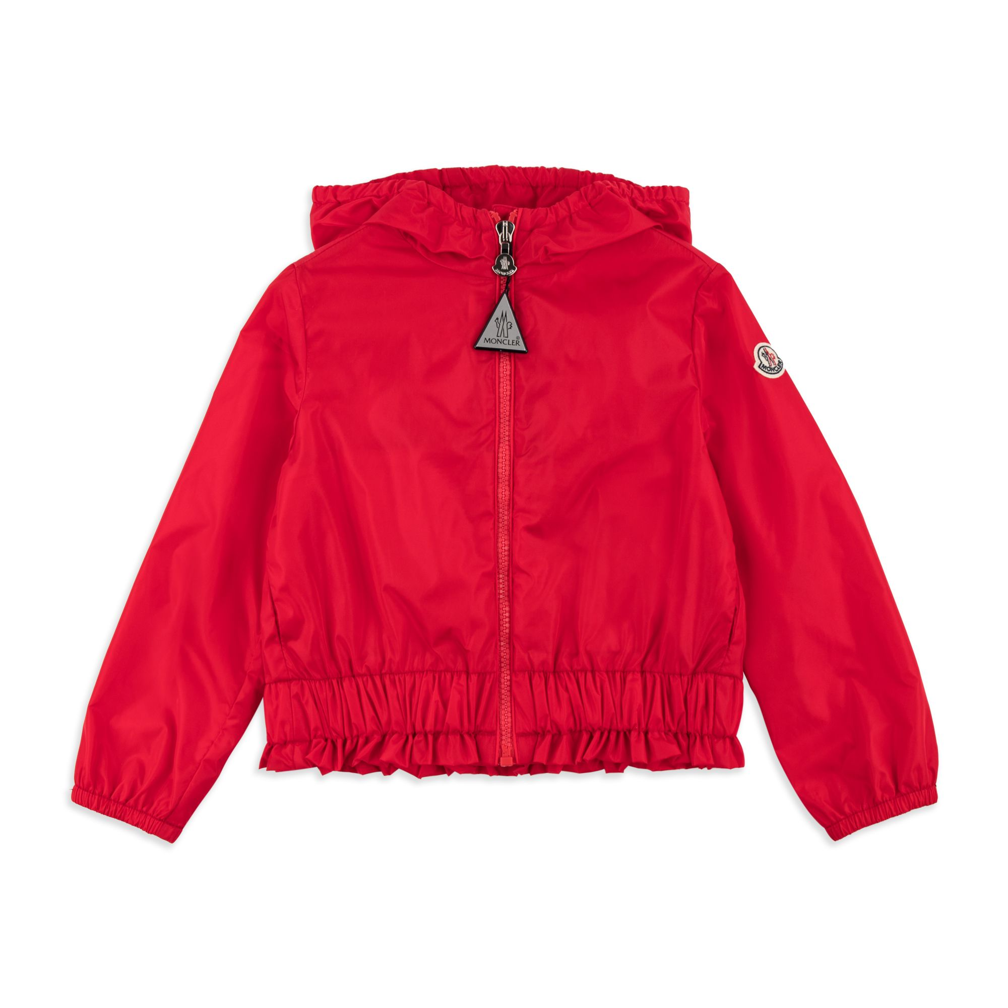 f541f720b Girls 'Erina' Jacket - Red | base Jackets & Coats | Jackets, Moncler ...
