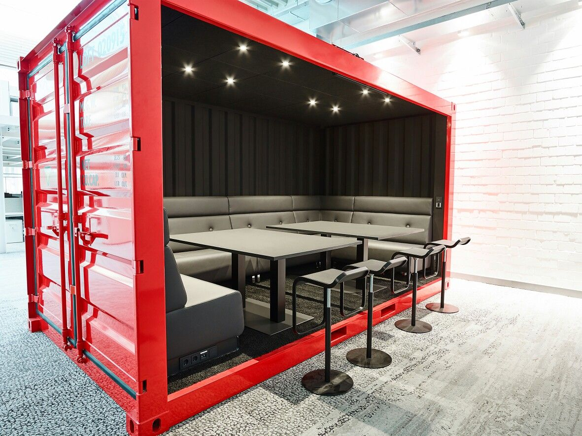 Shipping Container Meeting Room Watch Free Latest Movies Online