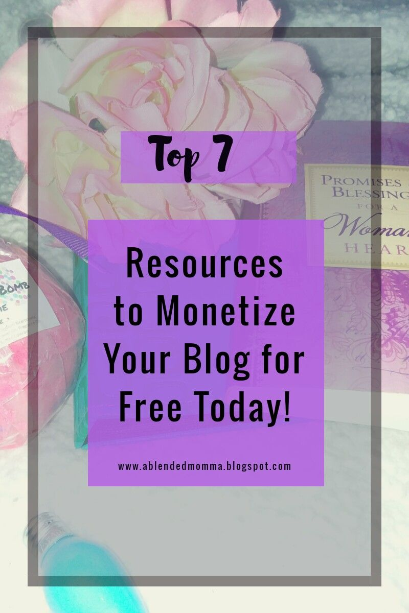Top 7 Resources to Your Blog for FREE today
