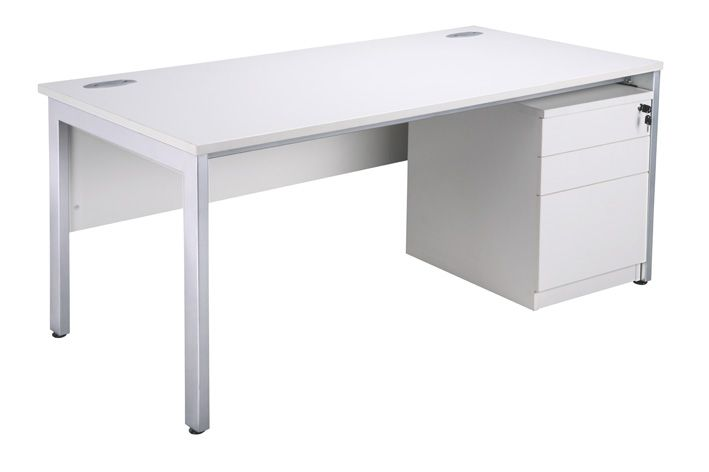 Office Desks In Interior Home Ideas Color With White
