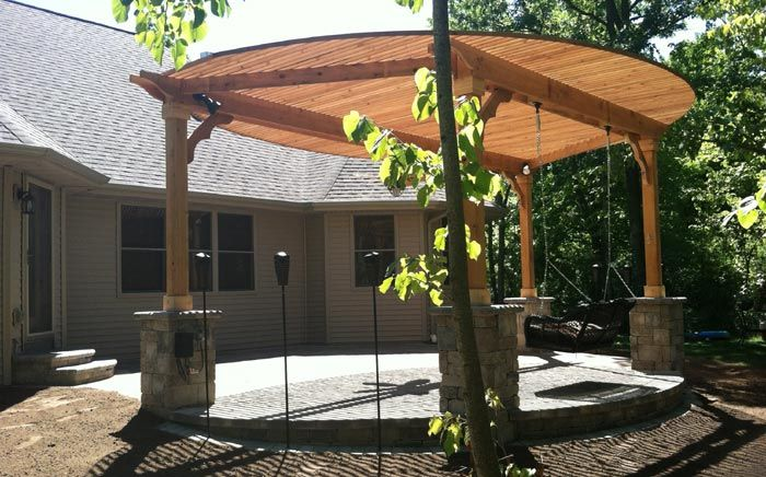 Patio Shade For A Round Patio Patio Shade Inexpensive Patio