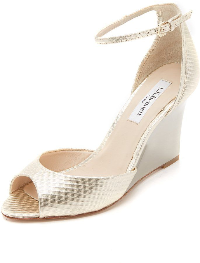 Wedding Guest Shoes So Comfy You Ll Be On The Dance Floor All Night Long Wedge Wedding Shoes Wedge Shoes Peep Toe Shoes