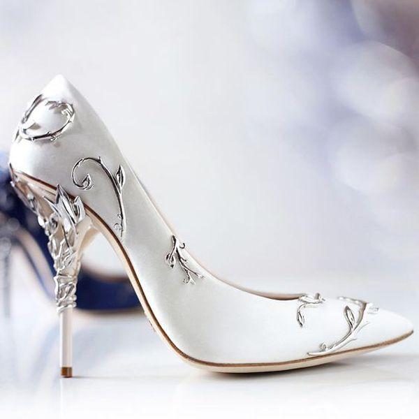 9de50b1b816 Sapatos De Casamento, Sapatos De Salto Alto, Sapatos De Príncipe, Sapatos  De Noiva