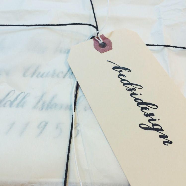 custom calligraphy addressing for wedding envelopes by bedsidesign