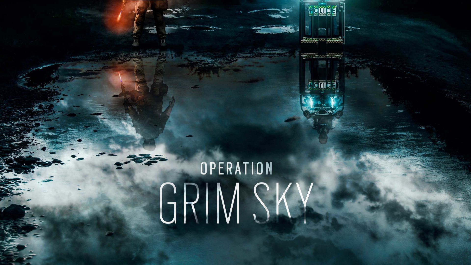 Operation Grim Sky Gamescom 2018 Tom Clancy S Rainbow Six Siege Poster Artwork 5k Horizontal Tom Clancy S Rainbow Six Tom Clancy Sky