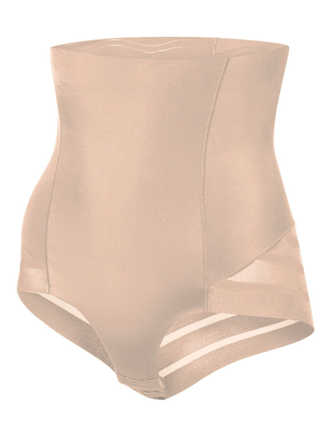 75000fa25814ca Julimex Shapewear 141 Mesh womens high waisted briefs smooth ...