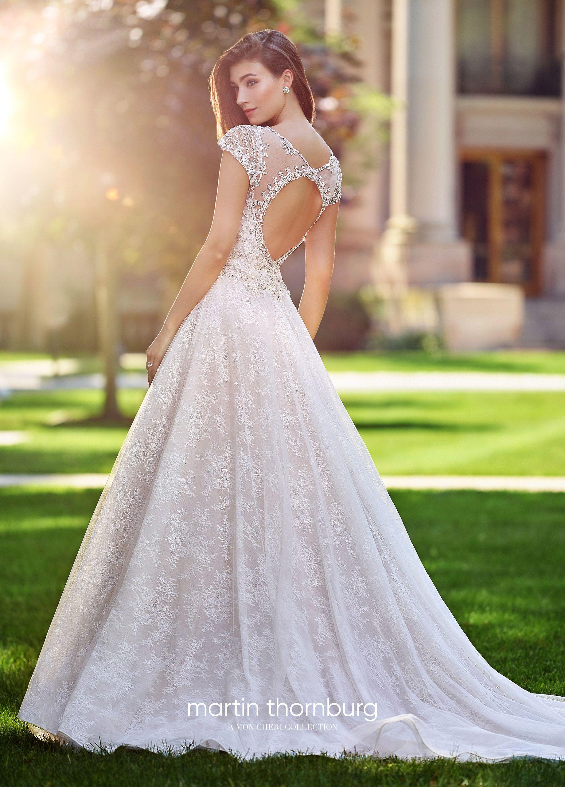 Unique wedding dresses fall martin thornburg latest