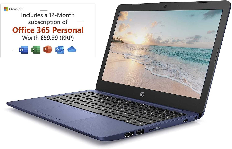 Hp Stream 11 Ak0007na 11 6 Inch Laptop Blue Excelwordaccessetc Microsoft Laptop Cloud Storage Windows 10