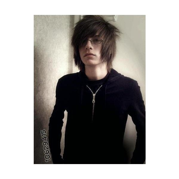 Google Emo ❤ liked on Polyvore featuring people, emo and pictures