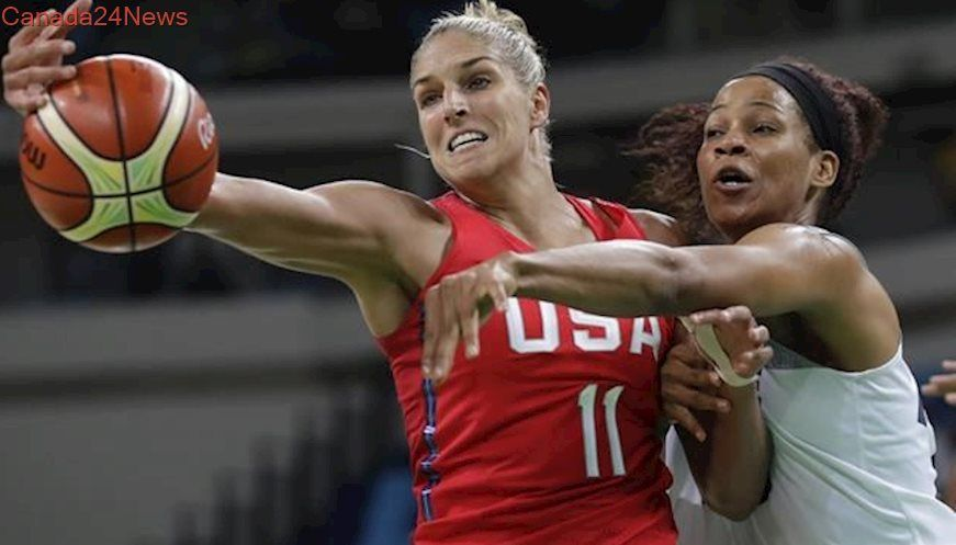 WNBA's Delle Donne hopes upcoming wedding can help others