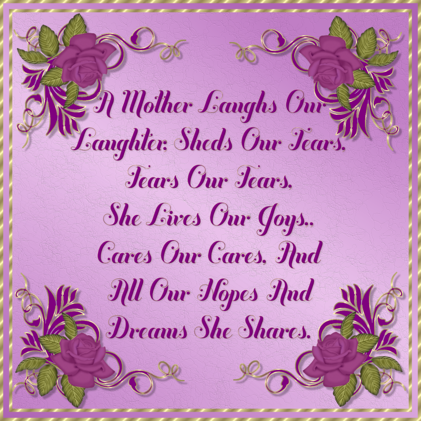 Happy Mothers Day Emotionally Poem To Moms Mother 39 S Day