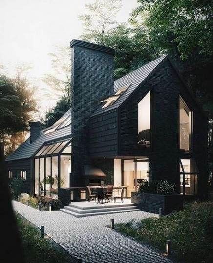 Exterior Scandinavian House Architecture 21 Ideas House Architecture Styles Black House Exterior Architecture House