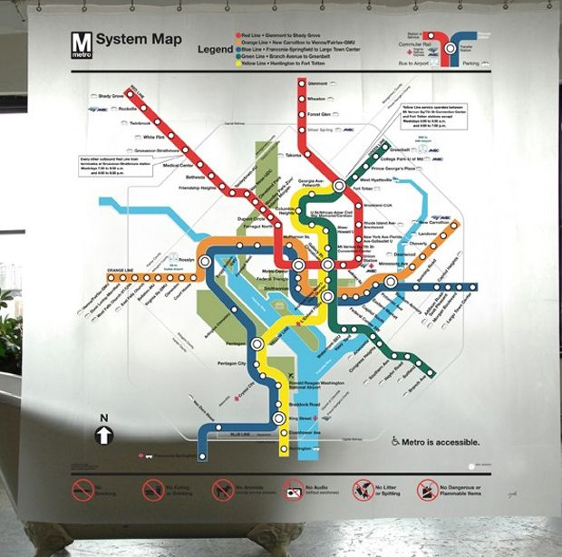 Other Metro: Your Shower Curtain, And Other Places You Never Knew You