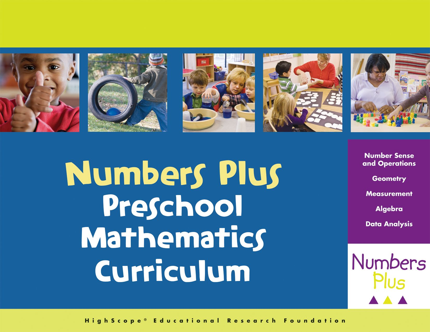 The Numbers Plus Preschool Mathematics Curriculum Is A