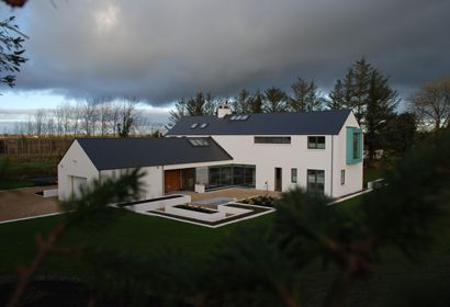 Simon J Kelly Partners Architects K House Contemporary Irish