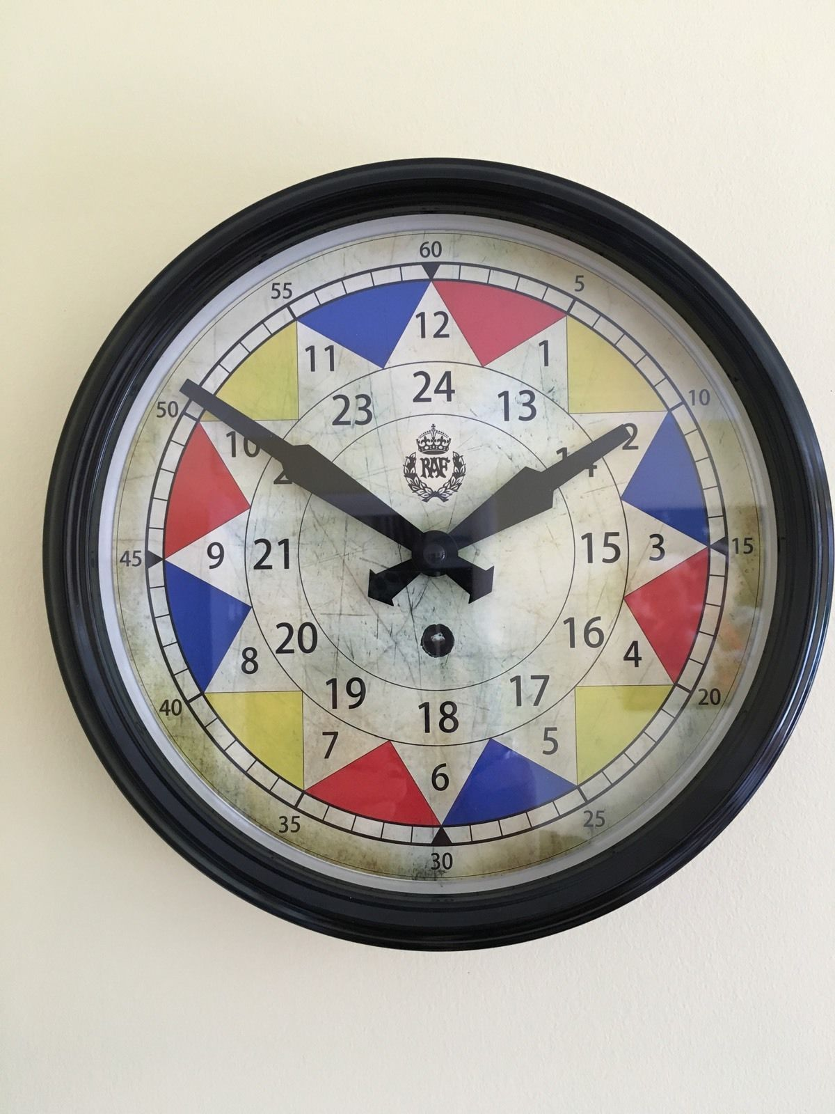 RAF SECTOR CLOCK operations Room in Collectables, Militaria