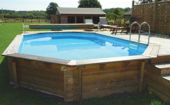 Plastica Wooden Pool 7.2m By 5m Http://www.splashandrelax.co