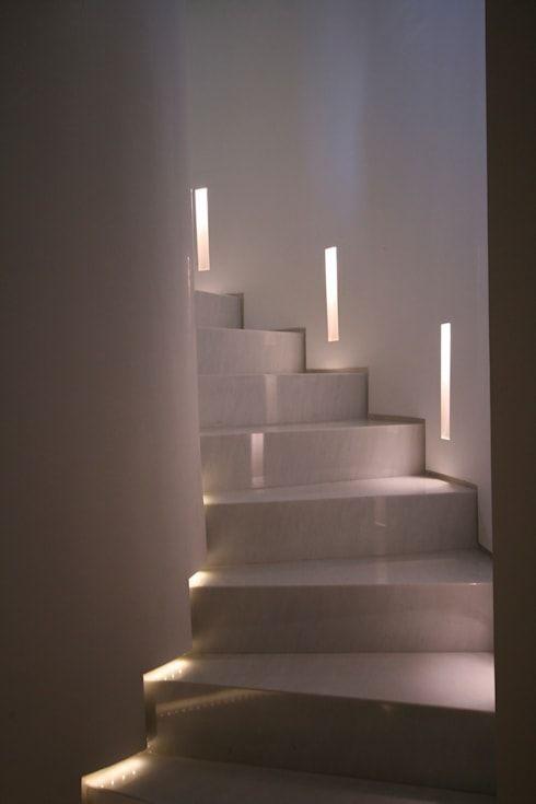 Photo of Treppenbeleuchtung: 8 coole Ideen