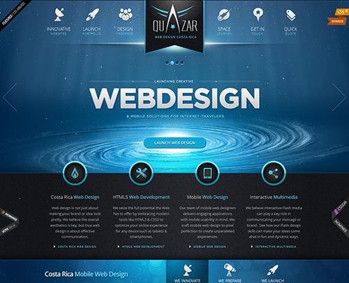 Web Design | Web Design Inspiration | Pinterest | Website designs ...