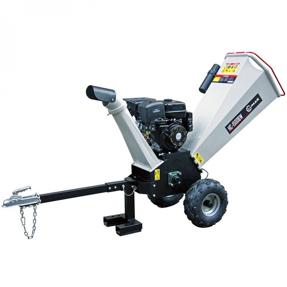 Lumag HC1500EW Wood Chipper 120mm [Energy Class A] - Great for ...