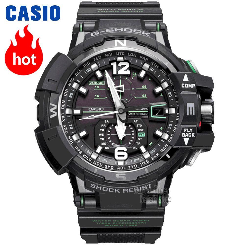 Casio watch GSHOCK Men's Quartz Sports Watch Solar 6