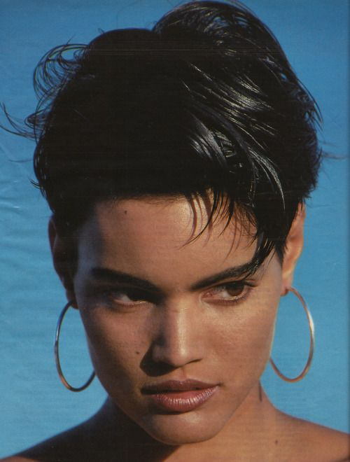 Tully Jensen by Hans Feurer Elle France May 1990 | 80s ... Tully Jensen 2013
