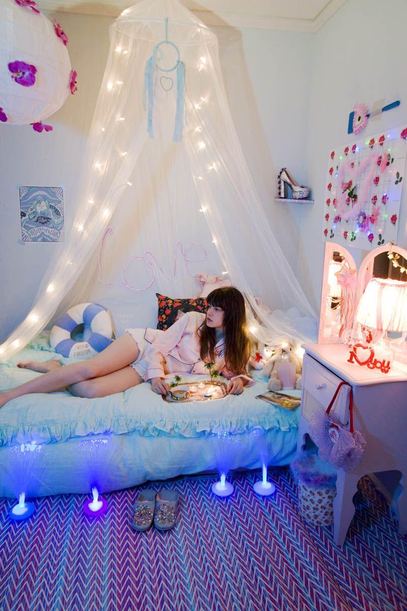 Arで連載中!♥キシマリさんのDIYインテリアがかわいすぎる!♥ · Room GirlsKids ...
