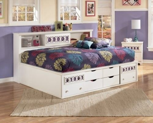 Full Size Daybed With Storage Drawers - Foter | For the Home | Pinterest