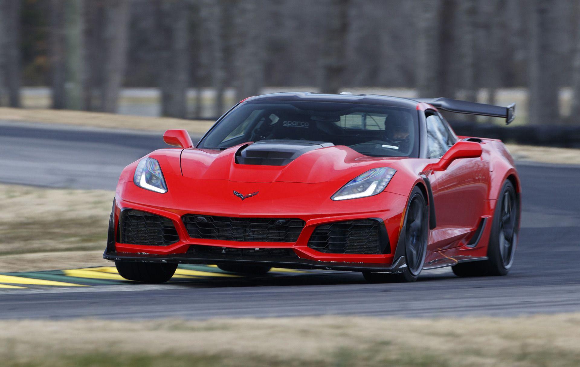 2019 Corvette ZR1 specs confirmed, including 060 mph time