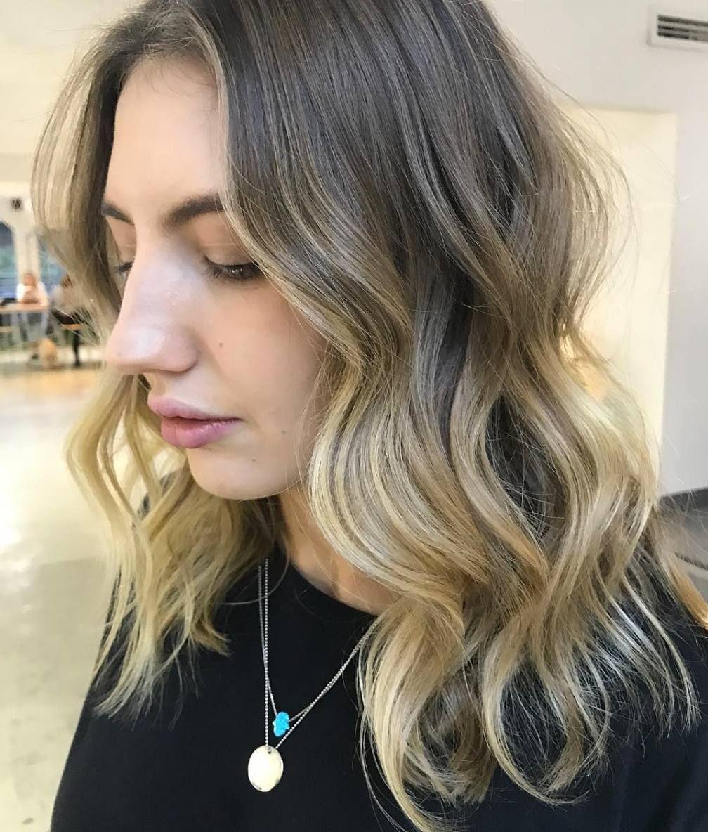 That blonde faceframe pop using redken oribeaustralia maximista