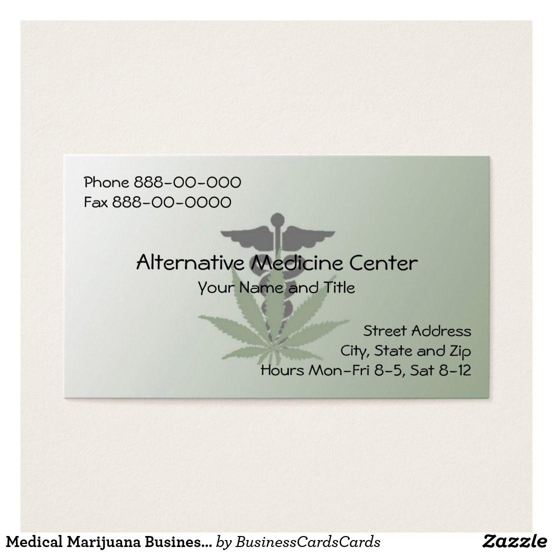 Medical marijuana business card cannabis business card custom medical marijuana business card cannabis business card custom check out more business card designs at http magicingreecefo Choice Image