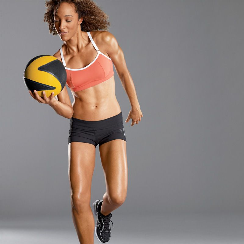 20 Minute Workout--Fast and Fearless
