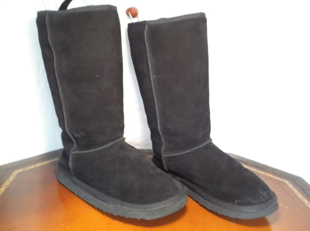 1e59f0a81bb Uggs Australia Sheepskin Pure Wool Insulated Winter Boots Women's Sz ...