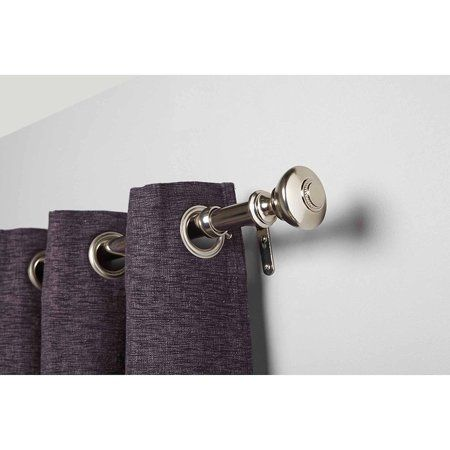 Home With Images Curtain Rods Drapery Rods