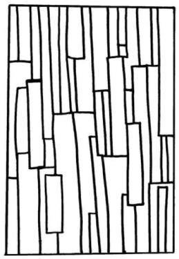 Coloriage Foret De Bambou.Bambou A Colorier Avec Differents Tons De Vert Chine Nanoug