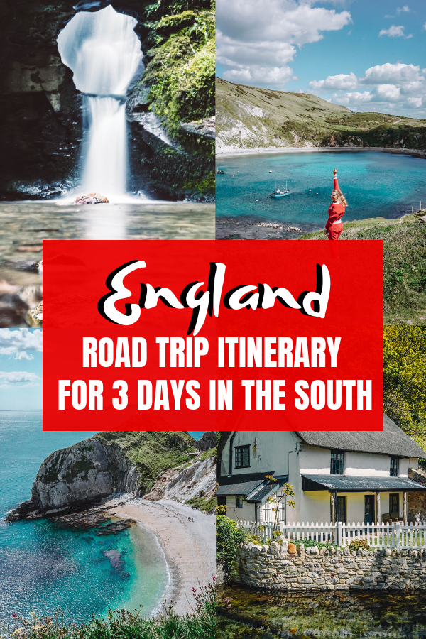 England road trip: 3 days in Cornwall, Dorset and Devon