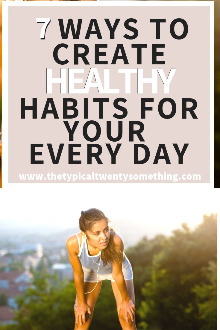 How To Create A Healthy Lifestyle In Your Twenties