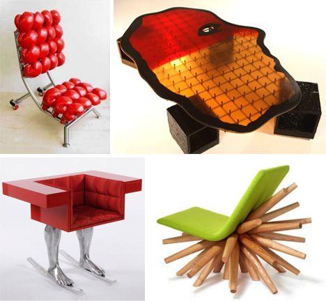 Cool Weird Furniture 4