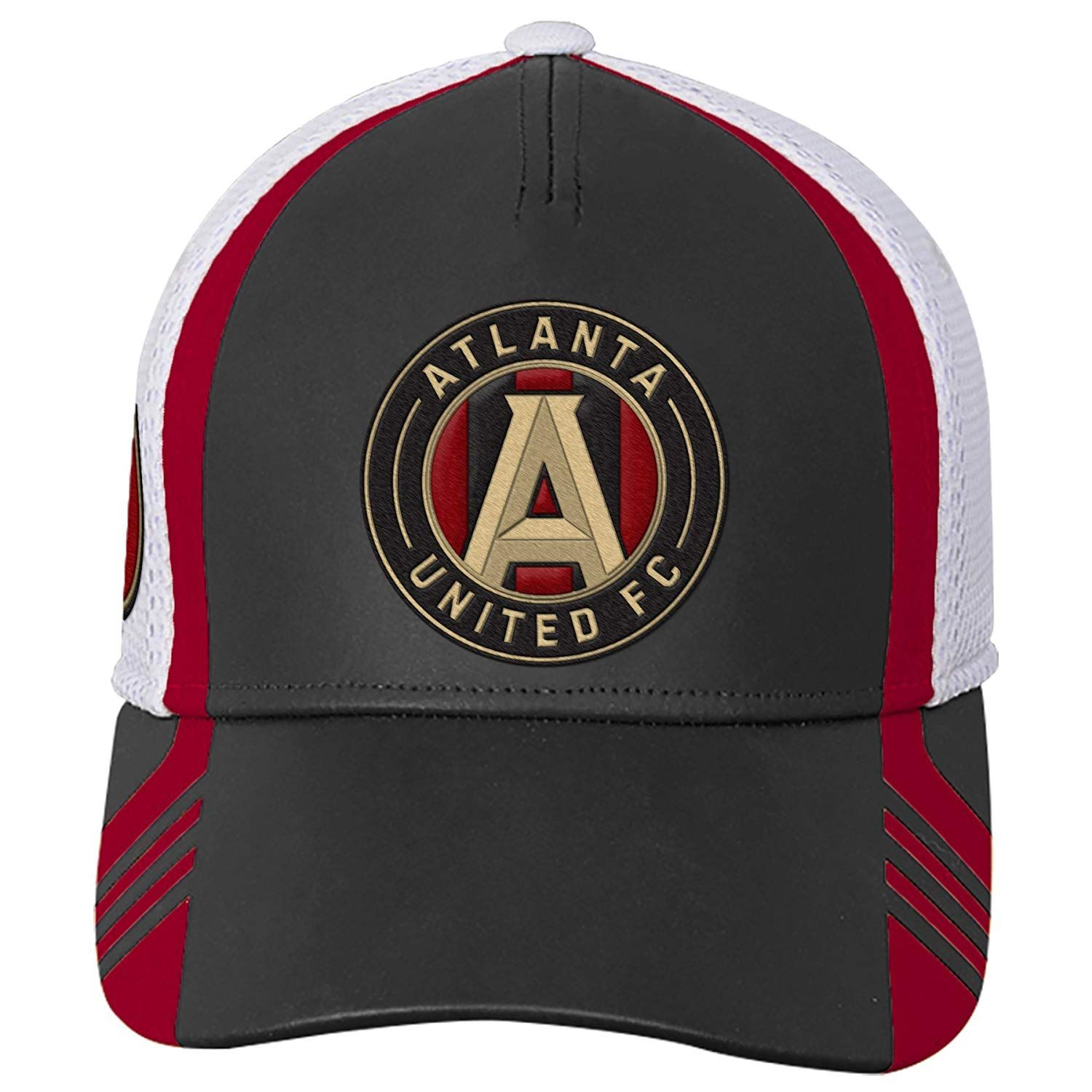 low priced b47b6 af693 Outerstuff MLS Atlanta United R S8FMM Youth Boys Structured Flex Hat,   20.19 - You Save   1.68 (8%)
