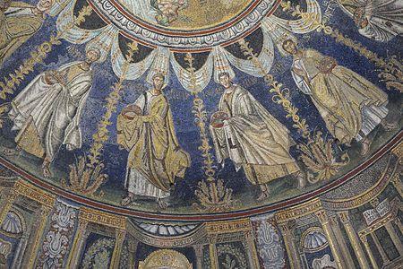 Ravenna Battistero Neon ian 155