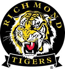 richmond tigers google search afl faces pinterest tigers. Black Bedroom Furniture Sets. Home Design Ideas