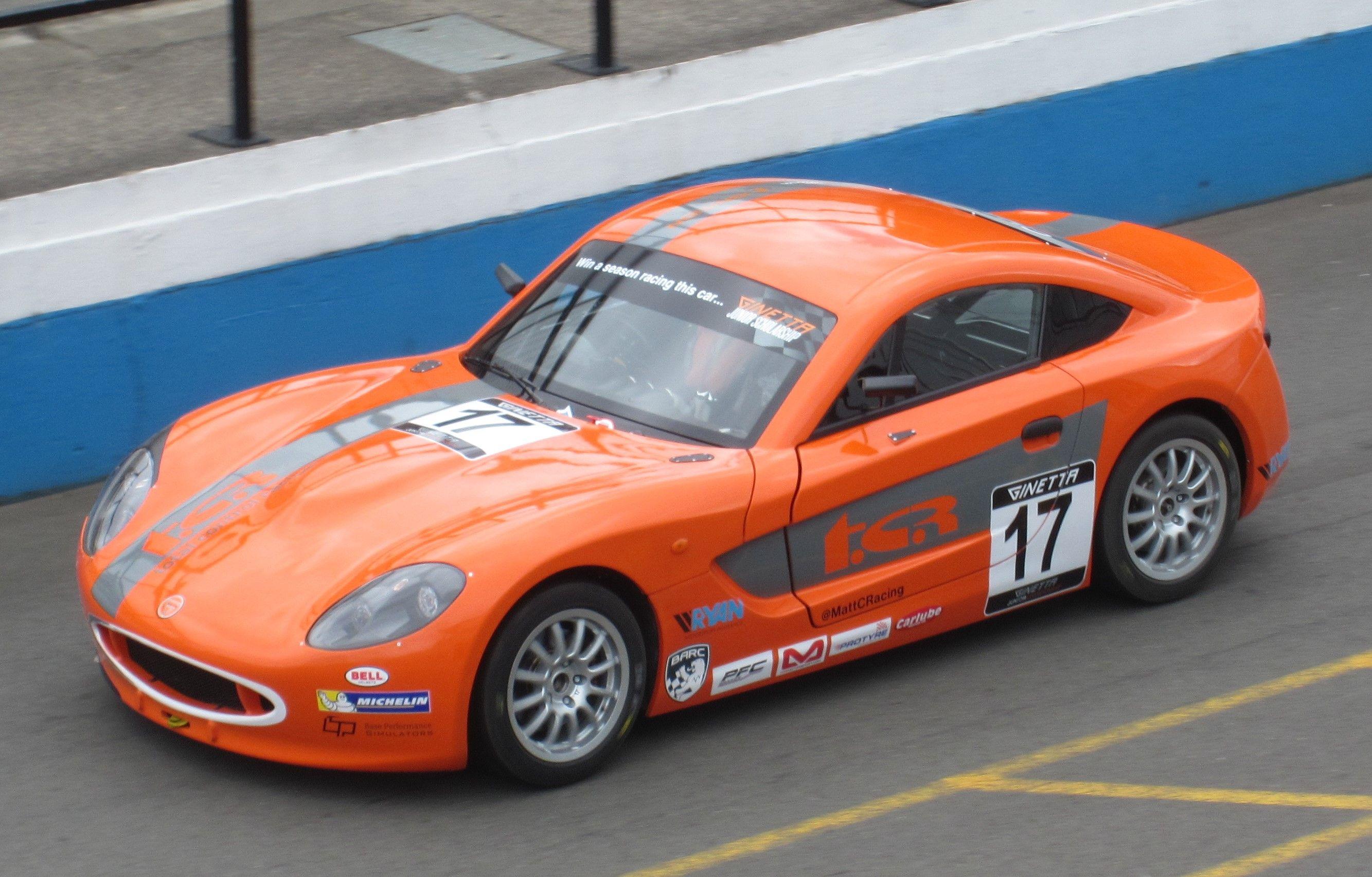 Ginetta G40 Junior. | Racing cars | Pinterest | Cars