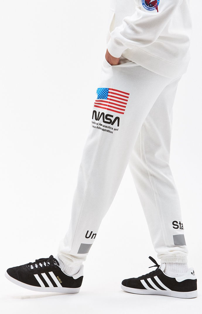 45a4380e Pacsun X Nasa Patch Sweatpants - SML | Products | Sweatpants, Nasa ...