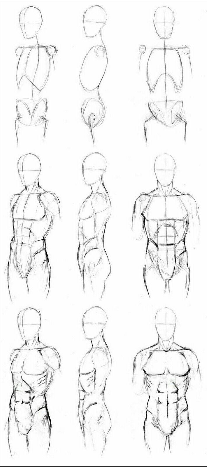 Pin von solar salamandar auf Male Bodies(references) | Pinterest ...