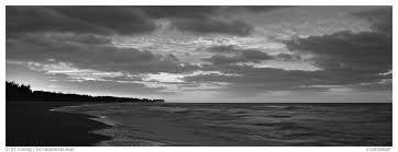 Sea in black and white - Google Search