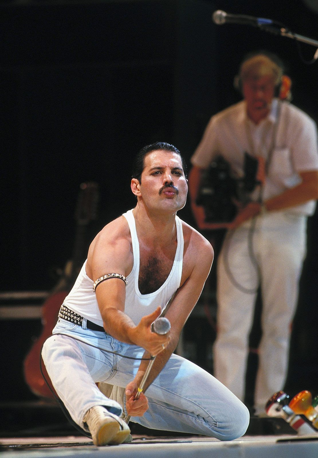 33 years later, Queen's Live Aid performance is still pure magic #freddiemercury