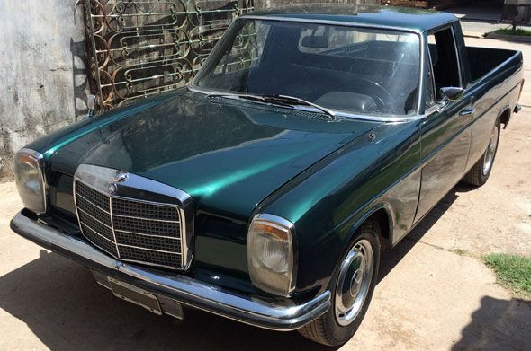 Pin by Francois Perold on Mercedes-Benz W 114