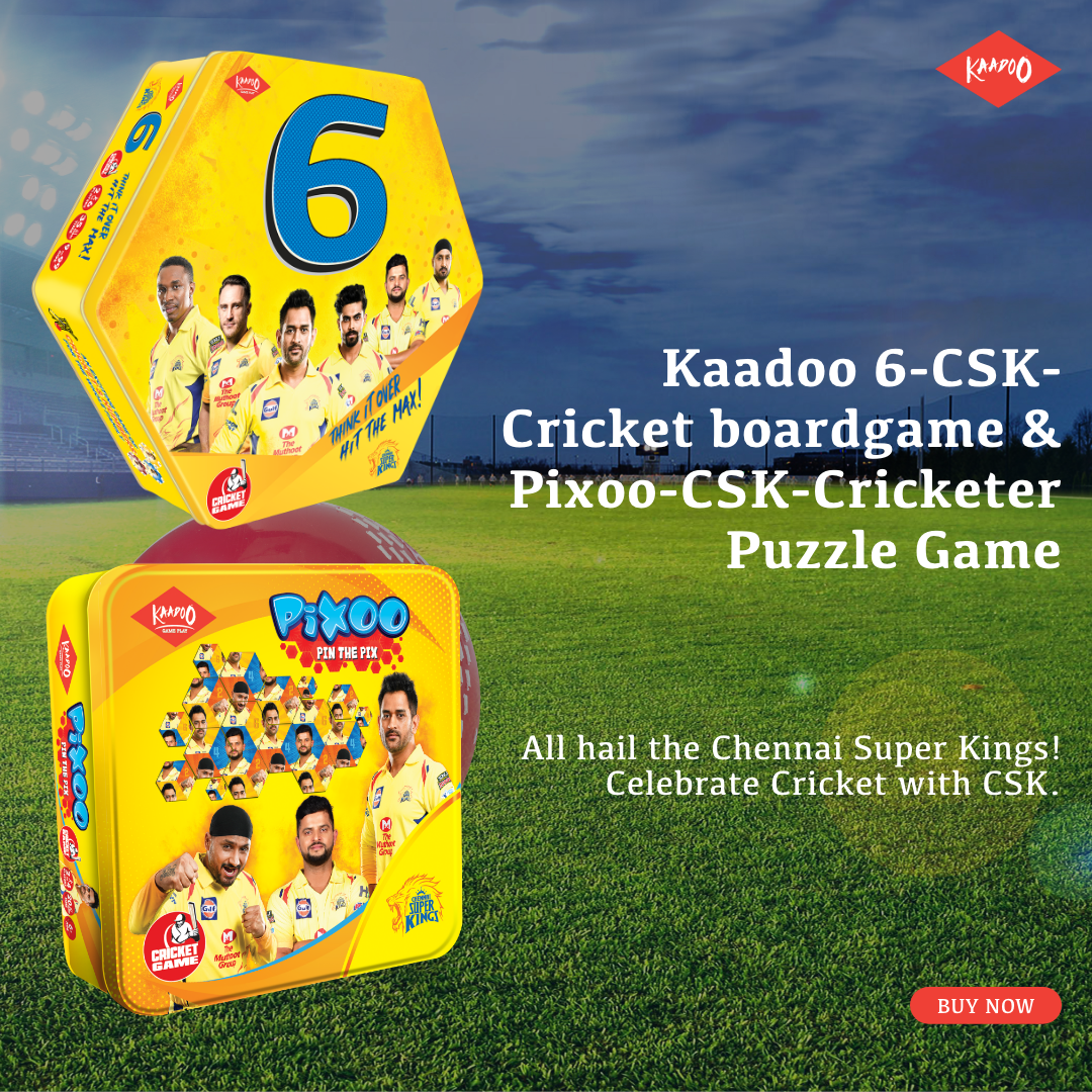 Want to double the cricketing fun? Try this combo of board
