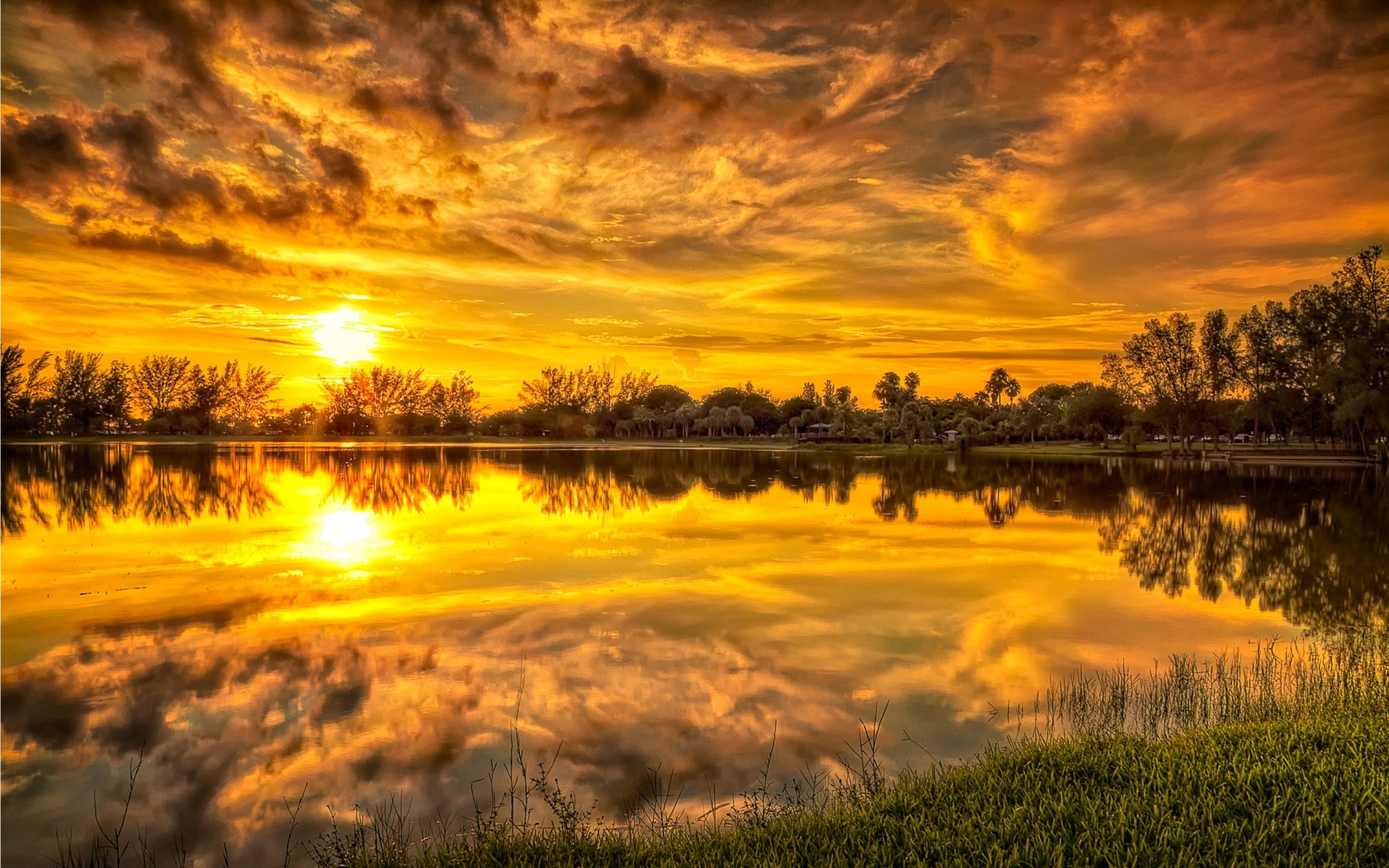 Sunrise Landscapes HD Lock Screen Wallpaper amazing